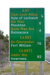 gaelic language