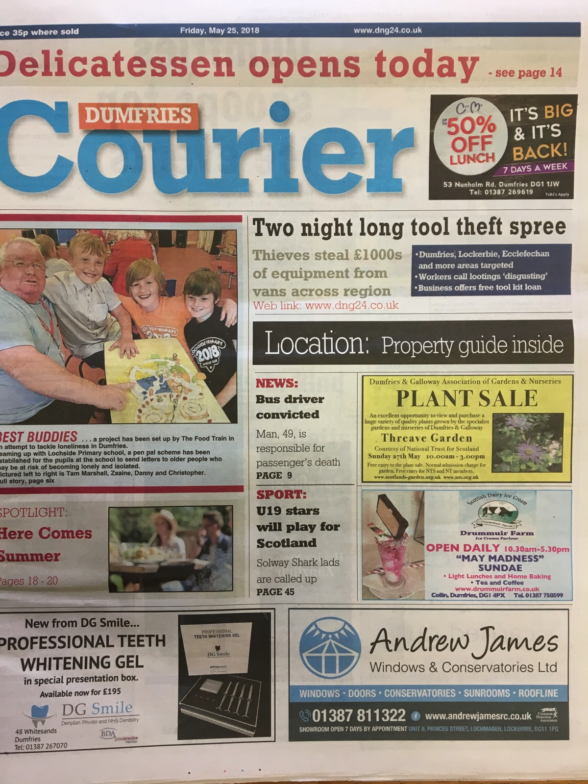 Courier 20180525