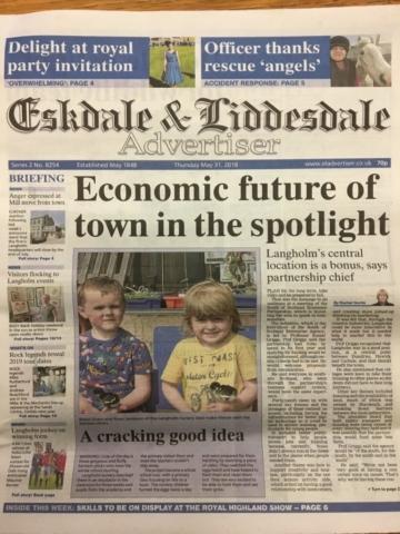 Eskdale Liddesdale 20180531