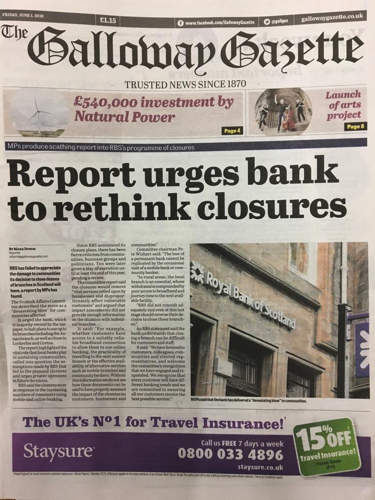 Galloway Gazette 20180601