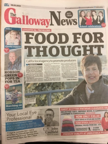 Galloway News 20180208