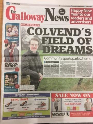 Galloway News 20171228