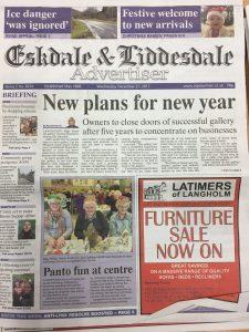 Eskdale Liddesdale 20171227