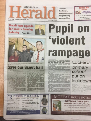 Annandale Herald 20180208