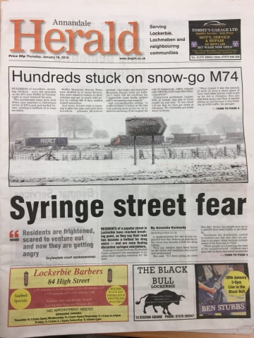 Annandale Herald 20180118