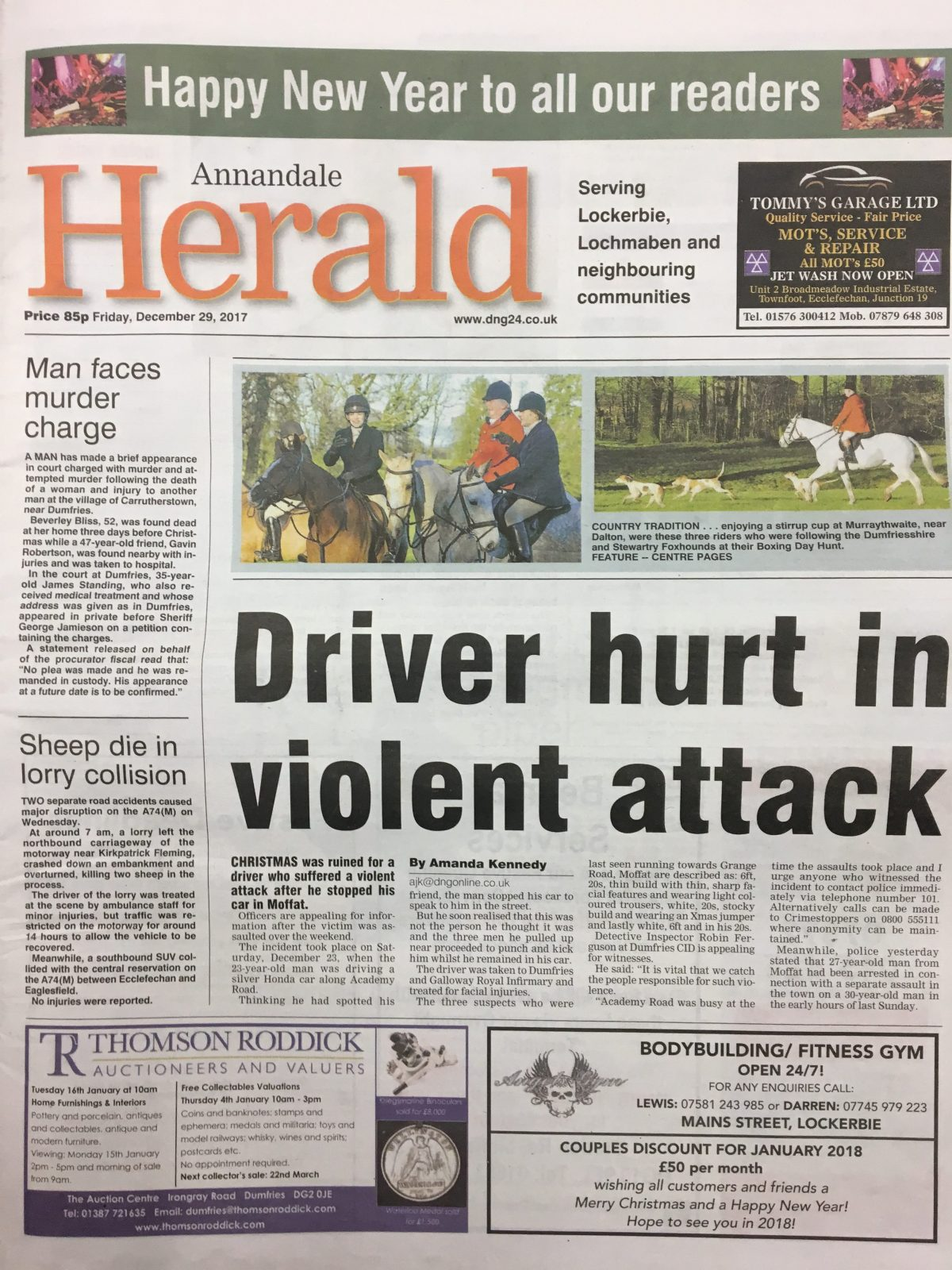 Annandale Herald 20171229