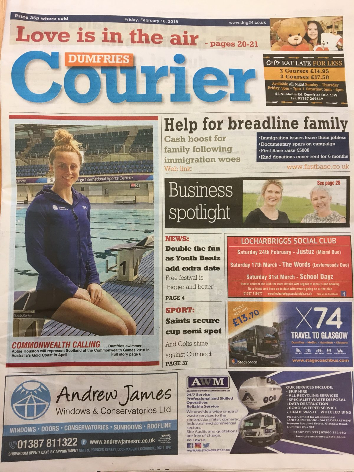 Courier 20180216