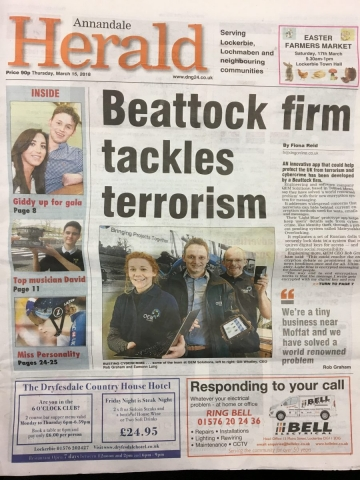 Annandale Herald 20180315
