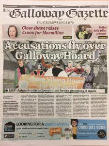 Galloway Gazette 20180316
