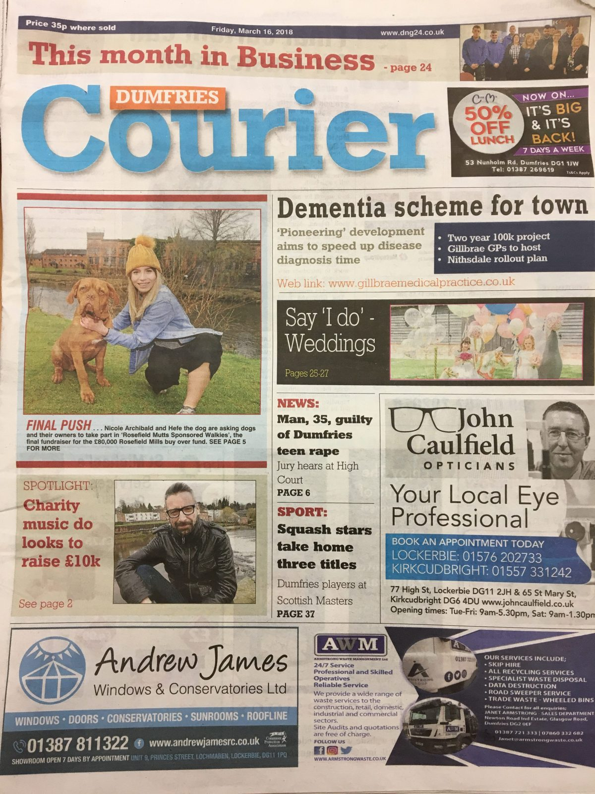 Courier 20180316