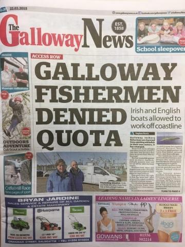 Galloway News 20180322