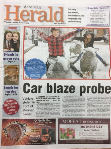 Annandale Herald 20180301