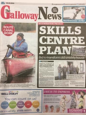 Galloway News 20180301