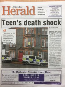 Annandale Herald 20180308