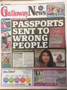 Galloway News 20180329