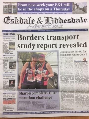 Eskdale Liddesdale 20180425