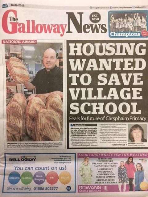 Galloway News 20180426