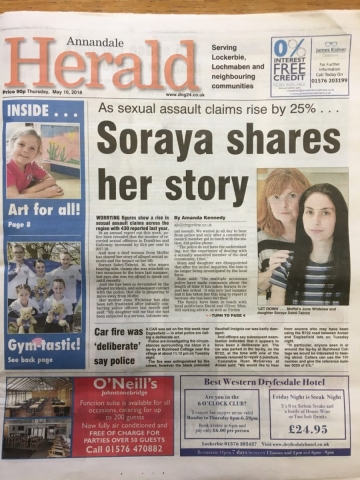 Annandale Herald 20180510