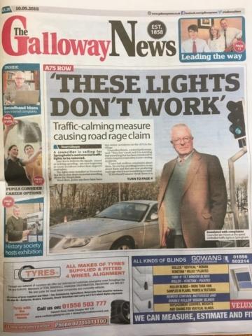 Galloway News 20180510