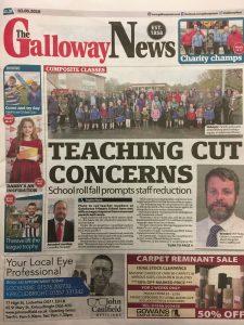 Galloway News 20180503