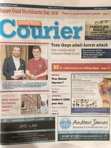 Courier 20180615