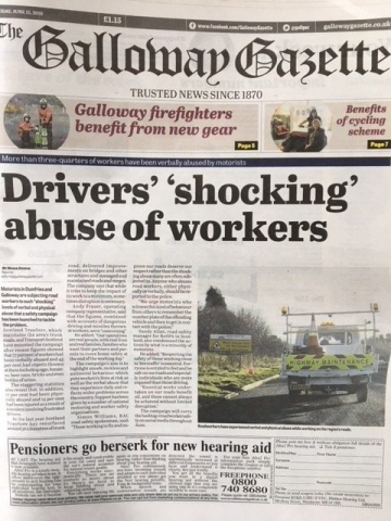 Galloway Gazette 20180615