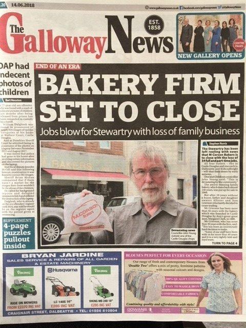 Galloway News 20180614
