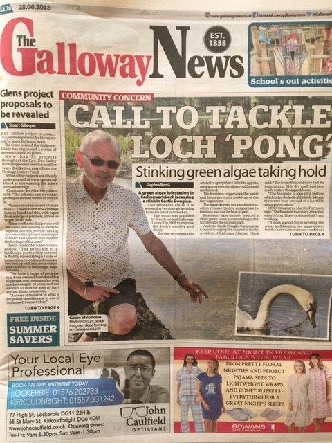 Galloway News 20180628